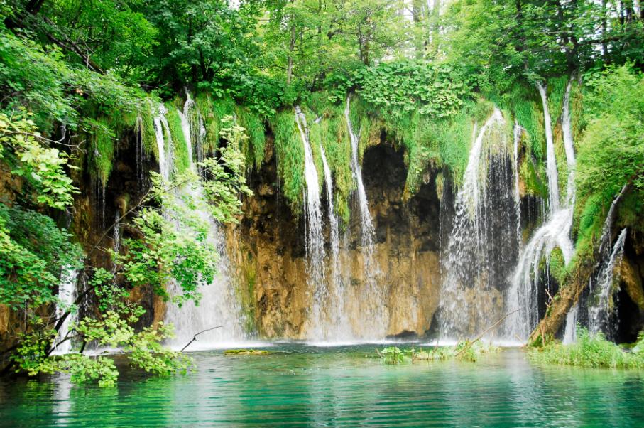 Cascadas de Plitvice, Croacia