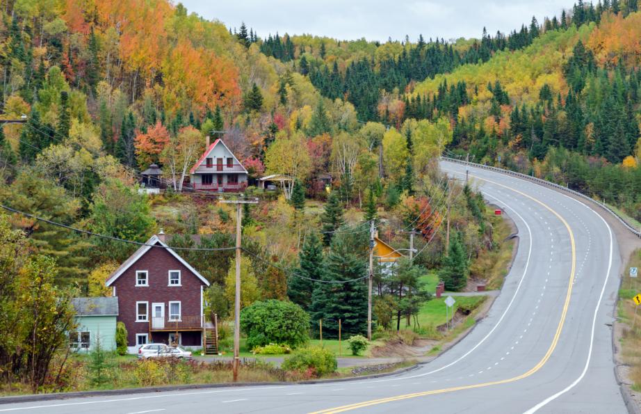 lugares para visitar este otoño