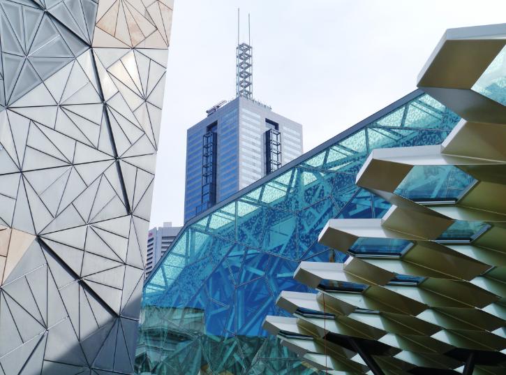 Exposición en Melbourne