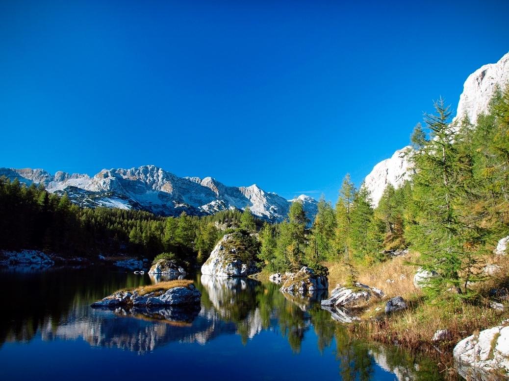 Viajar a Eslovenia