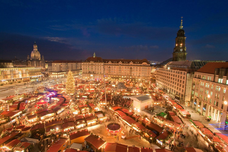 mercados de Navidad Núremberg