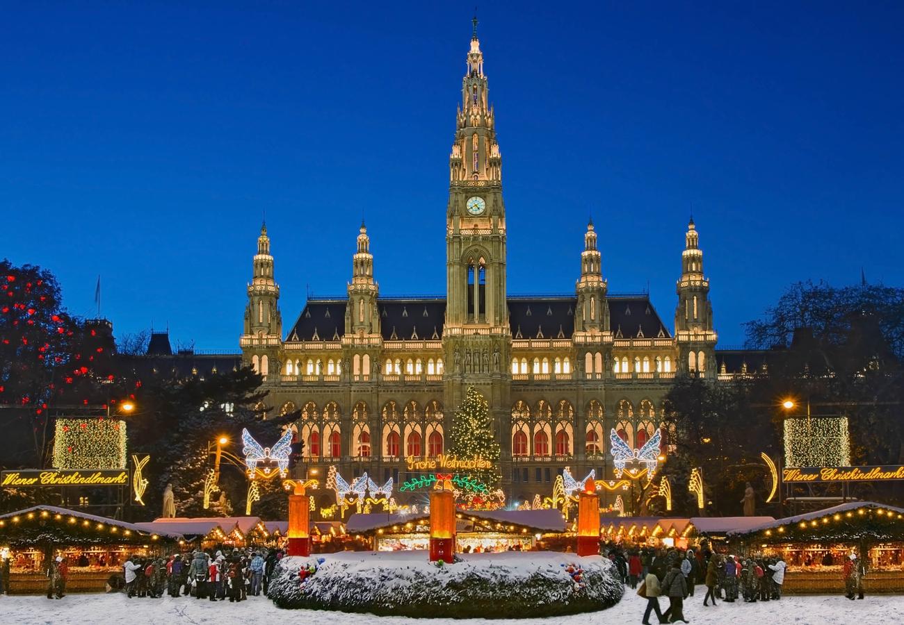 Mercado Navidad Viena